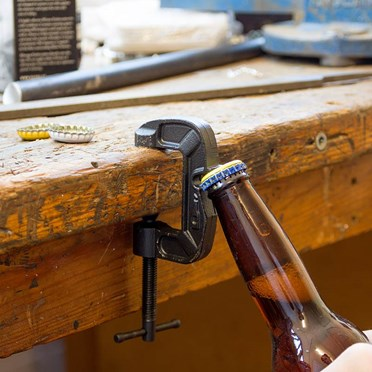 G Clamp Bottle Opener