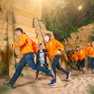The Crystal Maze LIVE Experience for 2 in London