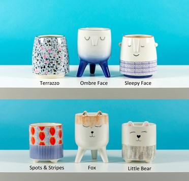 Pots Of Love - Ceramic Planters