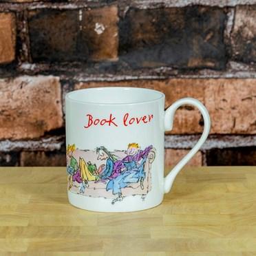 Book Lover Quentin Blake Mug