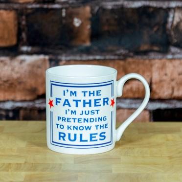 The Father Rules Mug