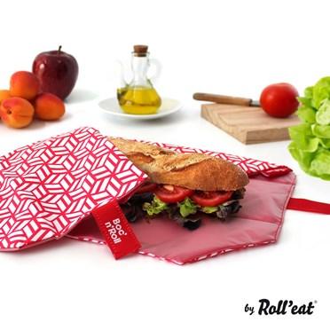 An image of Zero Waste Sandwich Wrap
