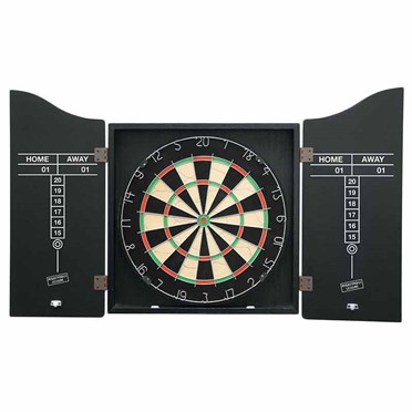 An image of Deluxe Dartboard Cabinet