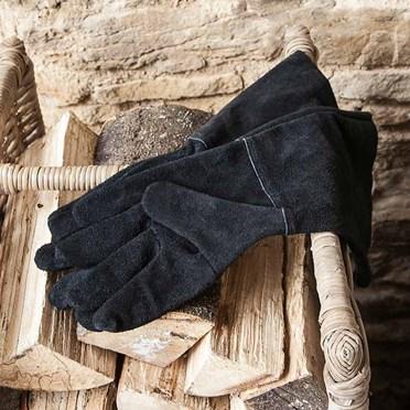 An image of Bonfire Gauntlet Gloves | with long heatproof cuffs