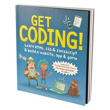 Get Coding! Book