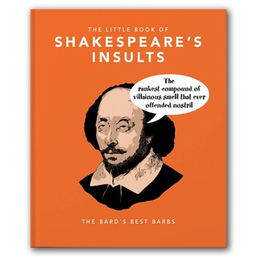 The Little Book of Shakespeare's Insults Book