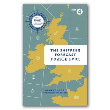 The Shipping Forecast Puzzle Book