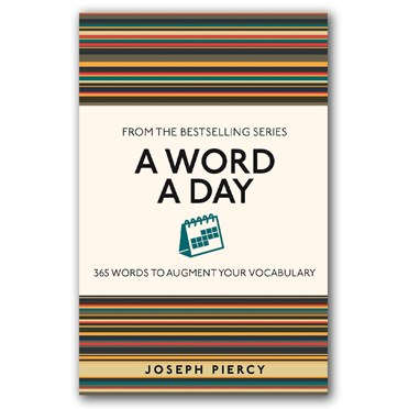 A Word A Day Book