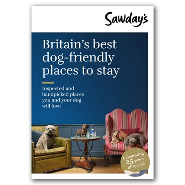 Britains Best Dog Friendly Places to Stay Book