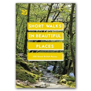 Short Walks in Beautiful Places Book