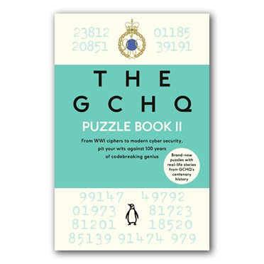 GCHQ Puzzle Book II
