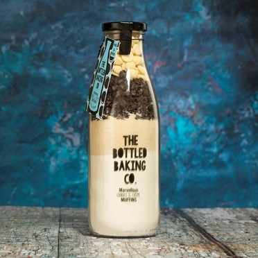 Marvellous Cookies & Crème Muffin Mix in a Bottle