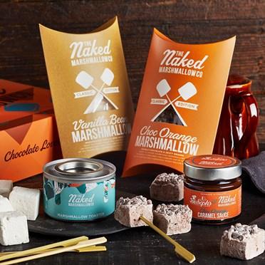 Chocolate Lovers Marshmallow Gift Set