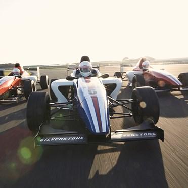 Formula Silverstone Single Seater Experience