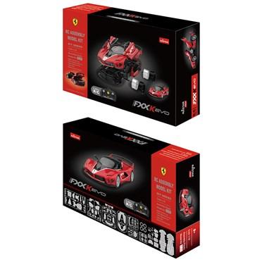 Build Your Own Remote Control Ferrari
