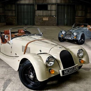 An image of Morgan Motor Company Tour and Afternoon Tea | For 2