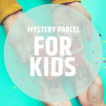 Mystery Parcel for Kids