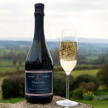 An image of Personalised Prosecco | Perfect for a special occasion