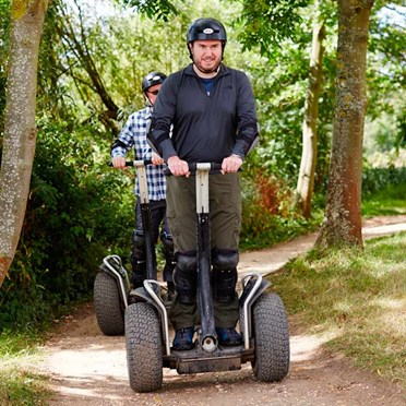 An image of Segway Experience For 2