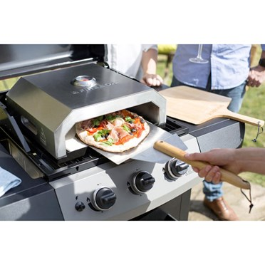 Pizza Oven with Peel