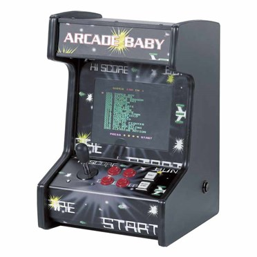 Tabletop Arcade Machine