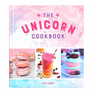 An image of The Unicorn Cookbook