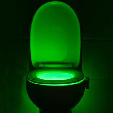IllumiBowl - Toilet Night Light