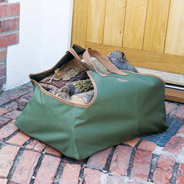 An image of Tough Canvas Log Carrier