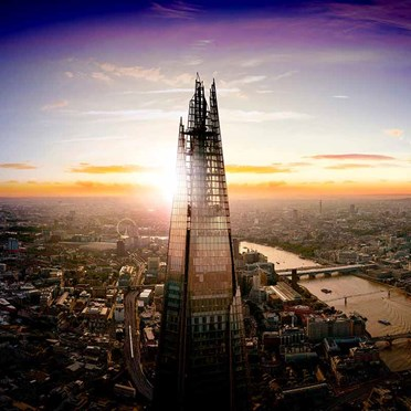 Visit The Shard with Meal for 2