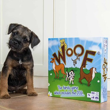 An image of Woof Board Game - The Dog Plays Too | As Seen On TV