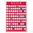100 Dates Scratch Off Bucket List