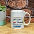 Hot Chocolate Pill Pot Mug