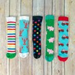 Children's Wellie Boot Socks