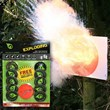 Exploding Air Rifle Target Pack