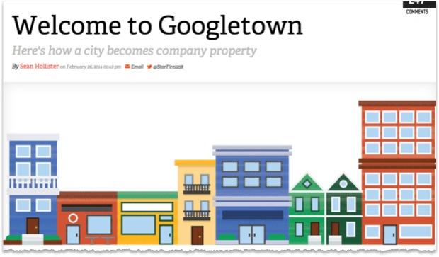 GoogleTown