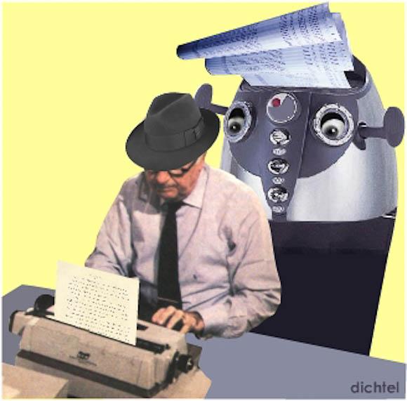 Journalistmachine 1
