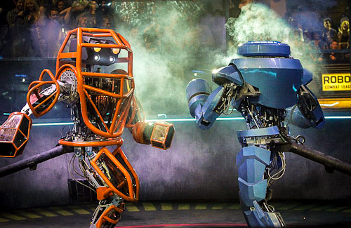 RobotWar 2
