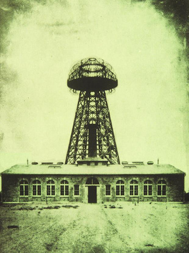 Wardenclyffe 1904