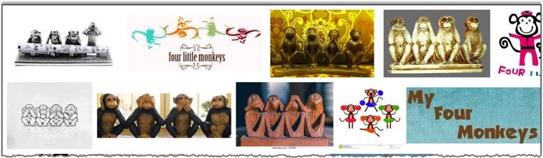 Fourmonkeys