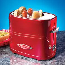 Retro Pop Up Hot Dog Toaster