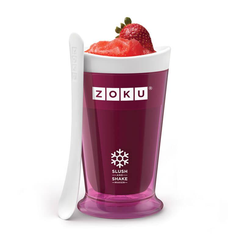 Zoku Slushy and Milkshake Maker - Purple