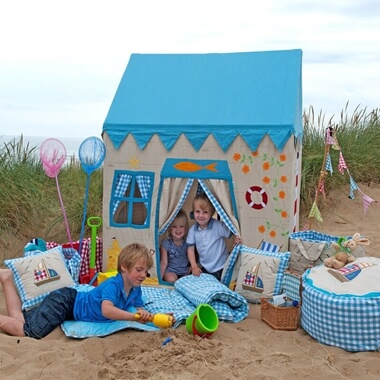 Large Beach House Playhouse