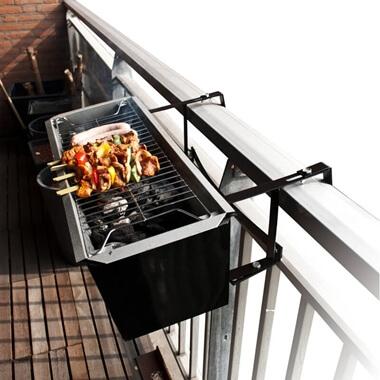 Balcony BBQ
