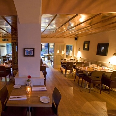 One Night Break with Dinner at Marco Pierre White The Talbot