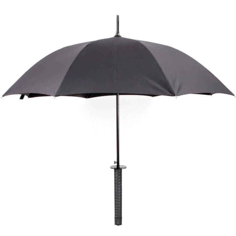 Samurai Sword Umbrella Full Length