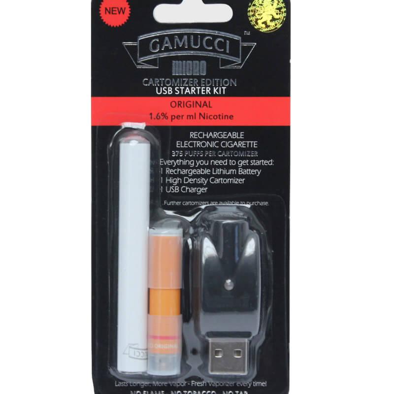 Gamucci USB Starter Kit