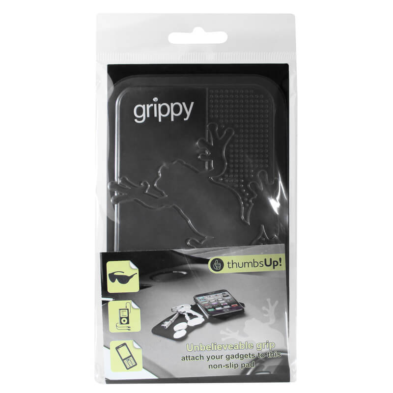 Frog Grippy Mat - Black