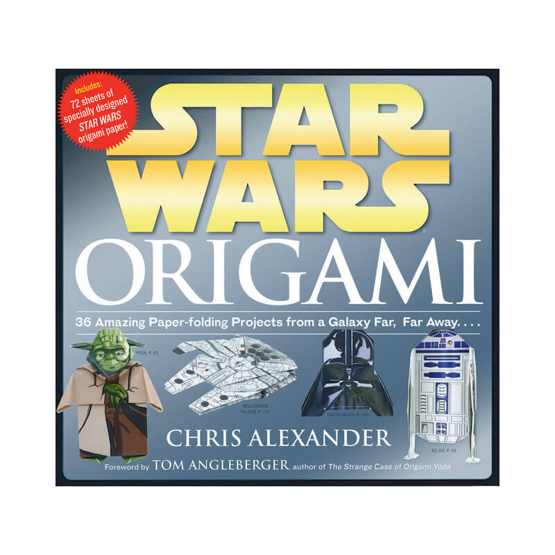 Star Wars Origami - 16th Birthday Novelty Gifts