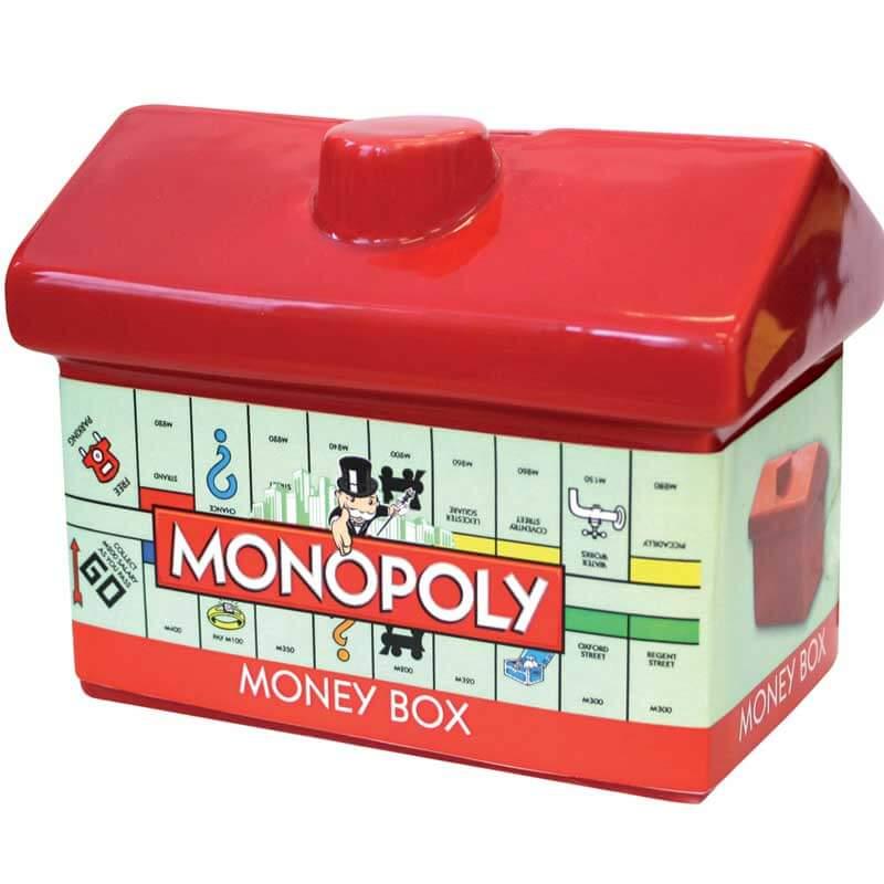 Monopoly Money Box