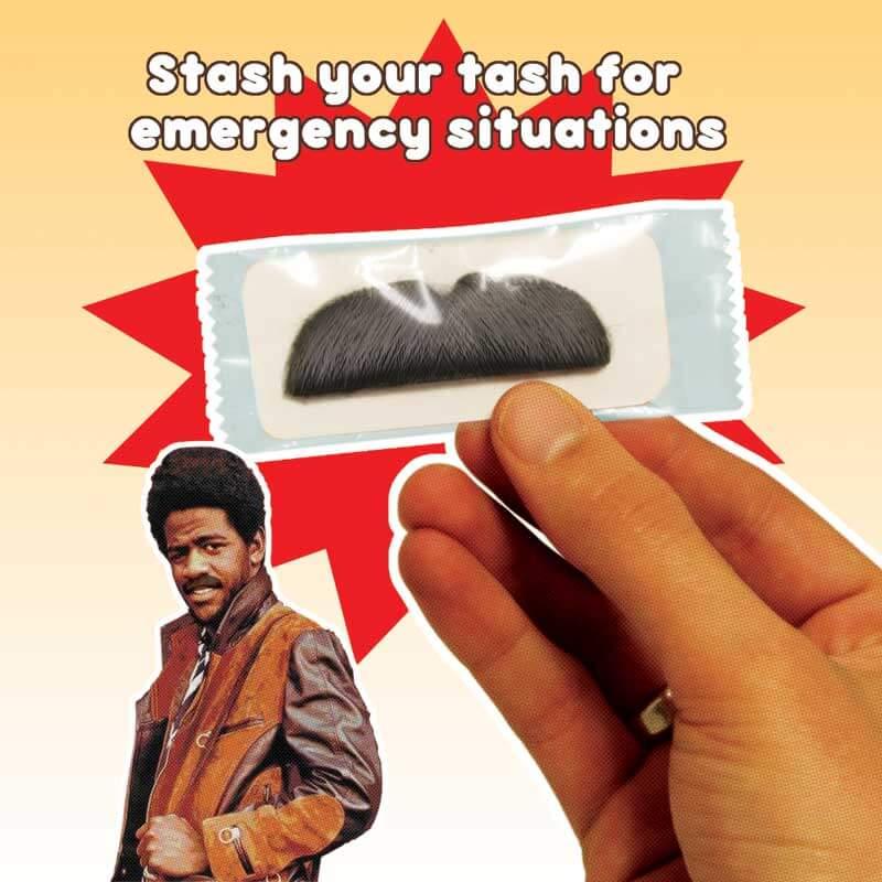 Emergency Moustaches